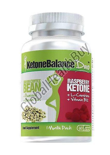 Ketone Balance Duo Capsules