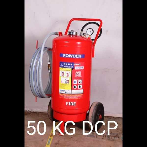 50 Kg DCP Type Fire Extinguisher