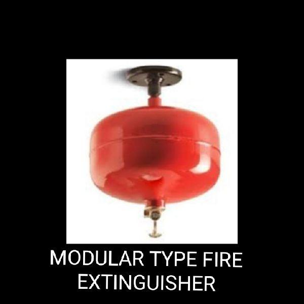 Modular Type Fire Extinguisher