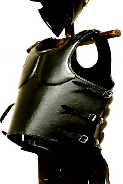 Corinthian Leather Body Armor