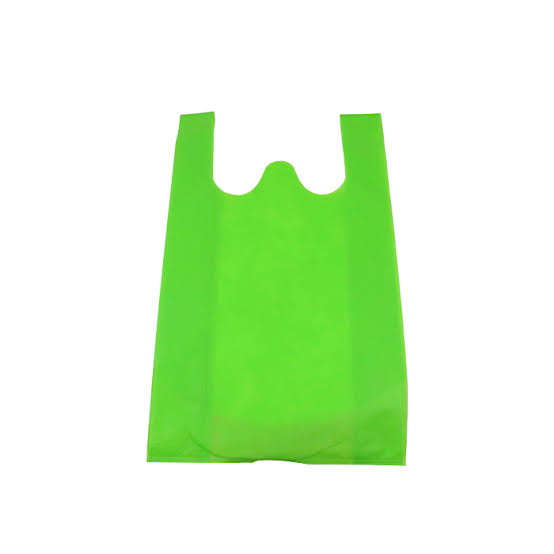 W Cut Non Woven Eco-Friendly Bag