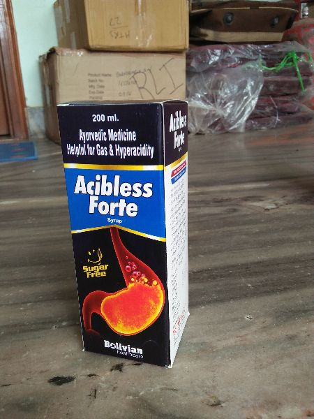 Acibless Forte  Syrup