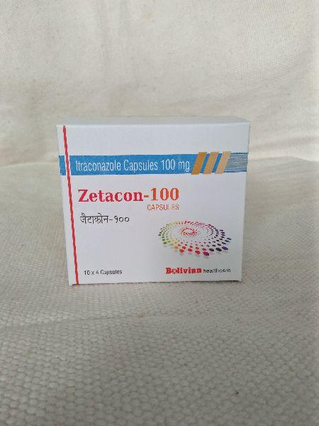 Zetacon-100 Capsules
