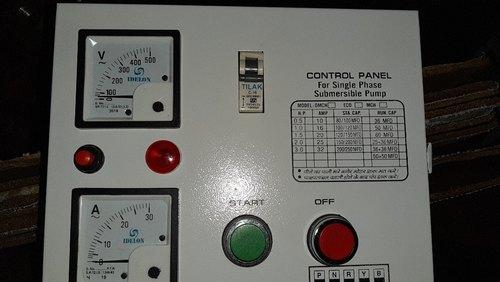 BCH Control Panel