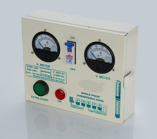 V4 Control Panel