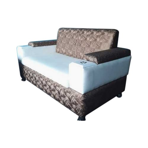 2 Seater Designer Wooden Sofa Set