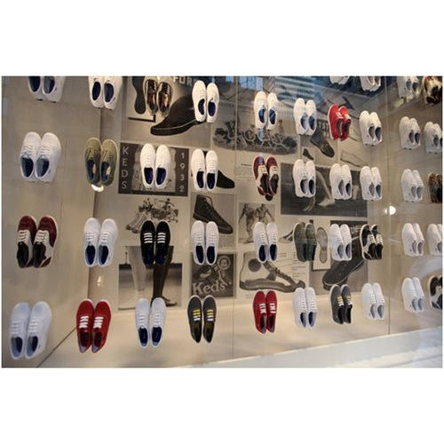 Designer Wooden Shoe Rack