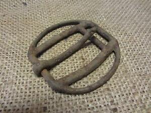 Iron Harness Buckle