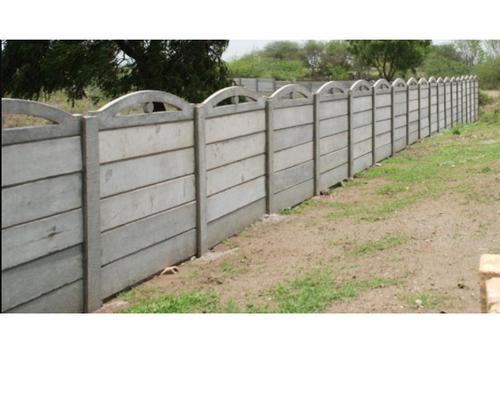 RCC Fencing Wall