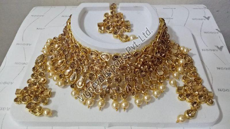 Imitation Fancy Necklace Set