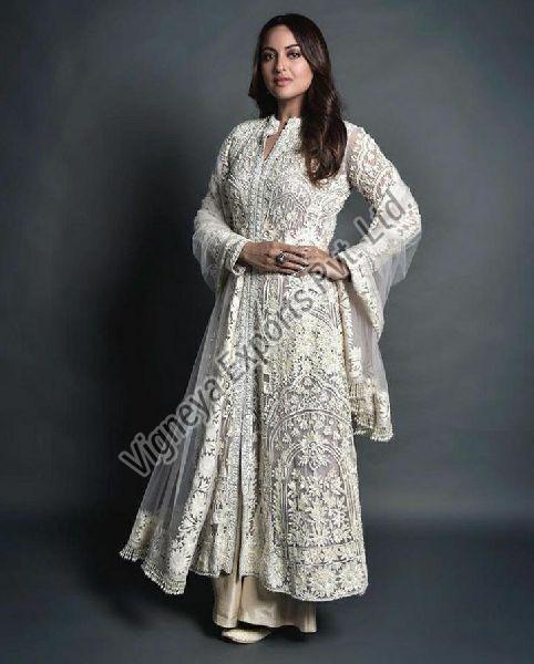 Designer Heavy Work Anarkali Suit
