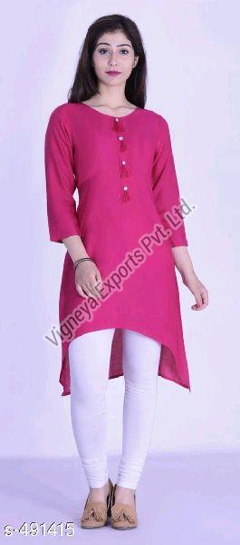 Ladies Short Kurtis