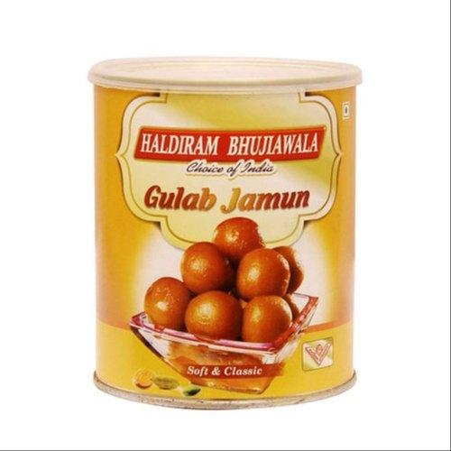 Haldiram\'s Bhujiawala Gulab Jamun