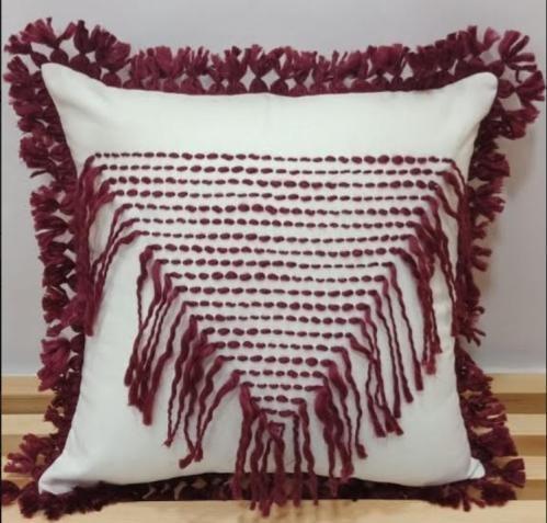 Cotton Casement Cushion Cover