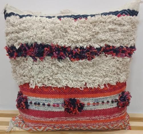 Cotton Dari Cushion Cover