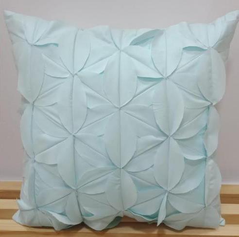 Cotton Percale Cushion Cover