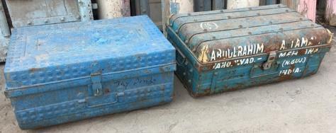 Iron Storage Box
