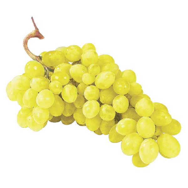 Fresh Yellow Grapes