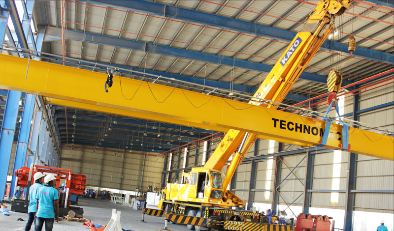 Industrial Crane Installation Services