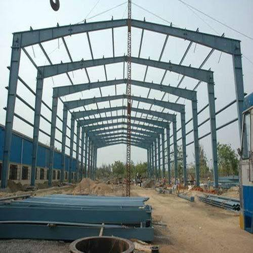 Mild Steel Structure Fabrication Services