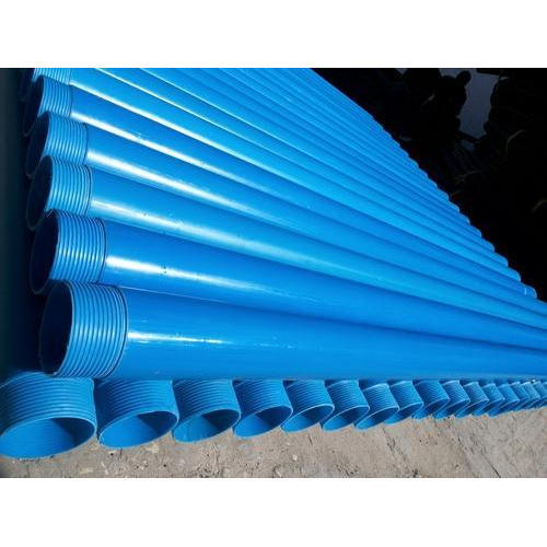 PVC Borewell Casing Pipes