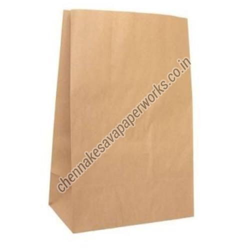 Brown Kraft Paper Pouch