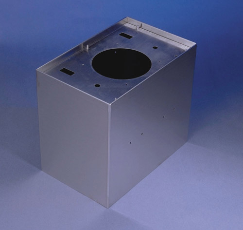 Sheet Metal Enclosure Box