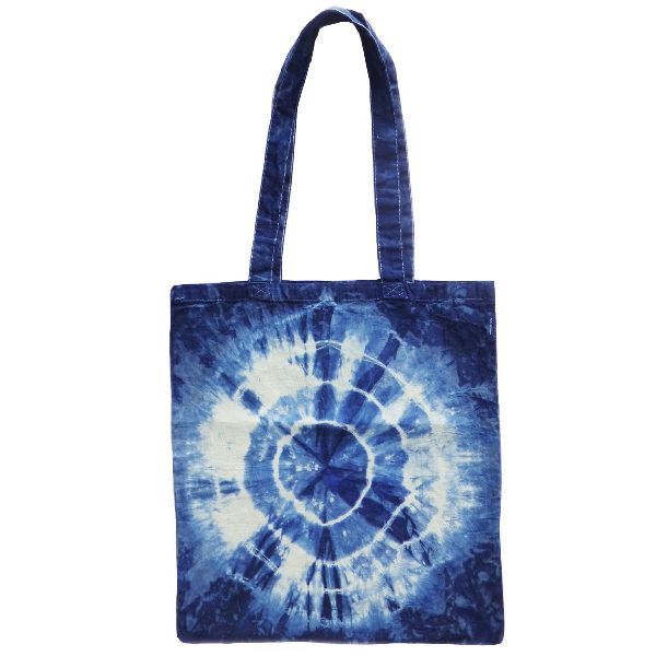 Dyed Cotton Tote Bags