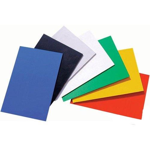 Plain PVC Sheet