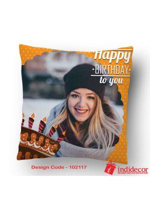 Customized Photo Cushion - 102117