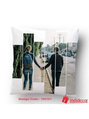 Customized Photo Cushion - 102121