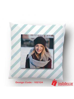 Customized Photo Cushion - 102124