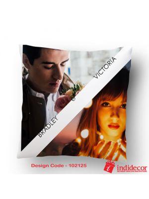 Customized Photo Cushion - 102125