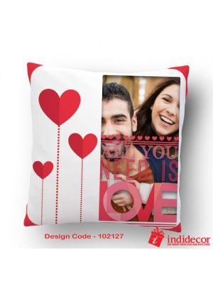 Customized Photo Cushion - 102127
