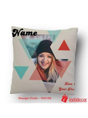 Customized Photo Cushion - 102128