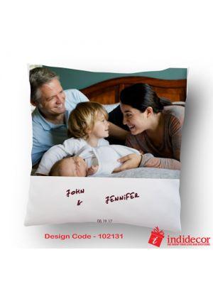 Customized Photo Cushion - 102131