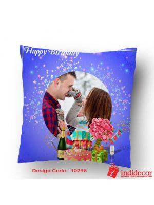 Customized Photo Cushion - 10296