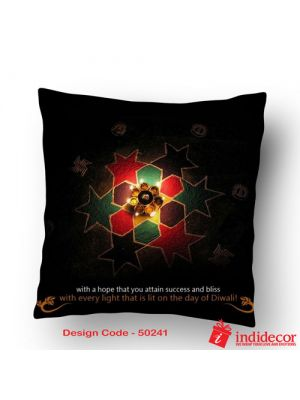 Diwali Gift Cushion 50241