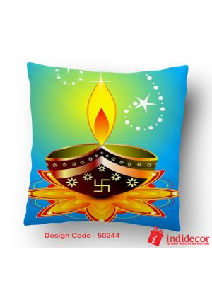 Diwali Gift Cushion 50244