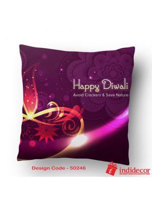 Diwali Gift Cushion 50246