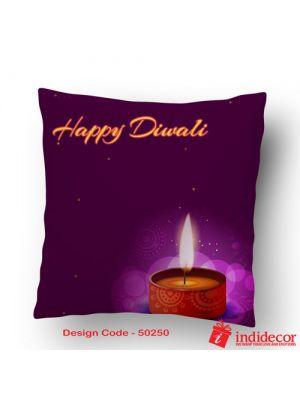 Diwali Gift Cushion 50250