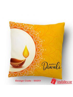 Diwali Gift Cushion 50251