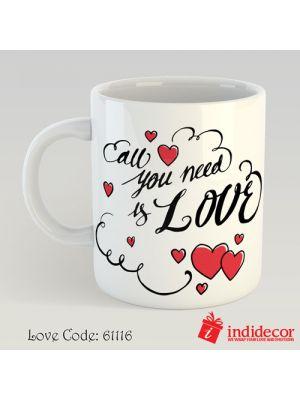 Love Mug - 61116