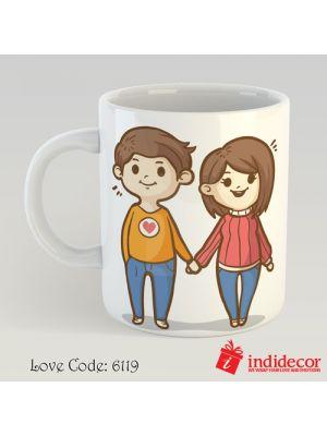 Love Mug - 6119