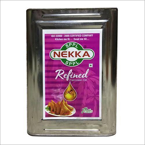 10 Ltr. Refined Palmolein Oil
