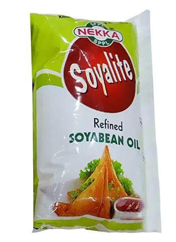 Refined Soyabean Oil Pouch