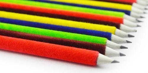 Velvet Coated Pencil