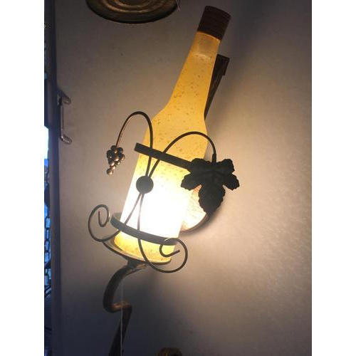 Bottle Wall Light