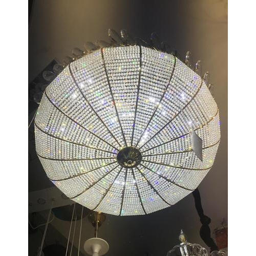 Crystal LED Ceiling Chandelier