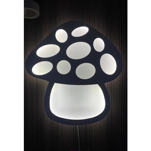 LED Mushroom Wall Light